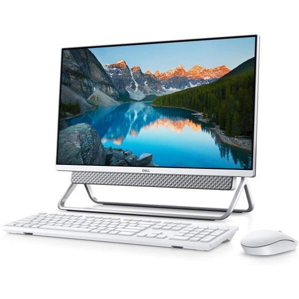كمبيوتر ديل انسبايرون 5400 الكل في واحد انتل كور i5-1135/8 جيجا/256 جيجا اس اس دي+1 تيرا اتش دي دي دي / 2 جيجا نيفيديا جيفورس MX330/23.8