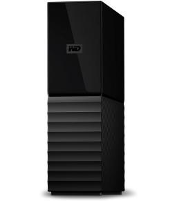 قرص صلب خارجي ماي بوك من ويسترن ديجيتال بسعة 4 تيرا، بمنفذ يو اس بي 3.0، WDBBGB0040HBK