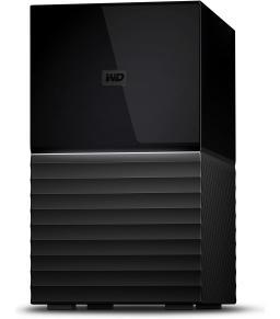 قرص صلب خارجي ماي بوك من ويسترن ديجيتال بسعة 8 تيرا، بمنفذ يو اس بي 3.0، WDBFBE0080JBK-EESN