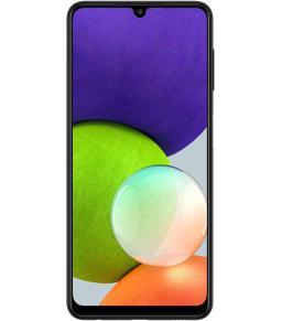 هاتف سامسونج جالاكسي A22 ثنائي شرائح الاتصال - 64 جيجا، رام 4 جيجا، ال تي اي، اسود