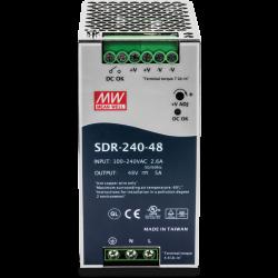 مزود طاقة عالي الكفاءة بقوة 240 واط من TRENDnet موديل TI-S24048