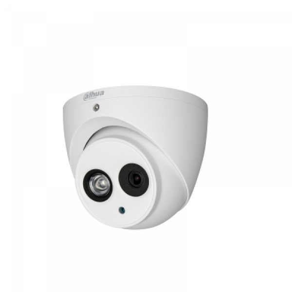 كاميرة مراقبة داهوا HAC-HDW1400EM-A بدقة 4 ميجا بيكسل داخلي