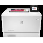 طابعة HP Color LaserJet Pro M454dw بالألوان