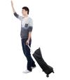حقيبة بعجلات لحمل السكوتر التوازن الذكي