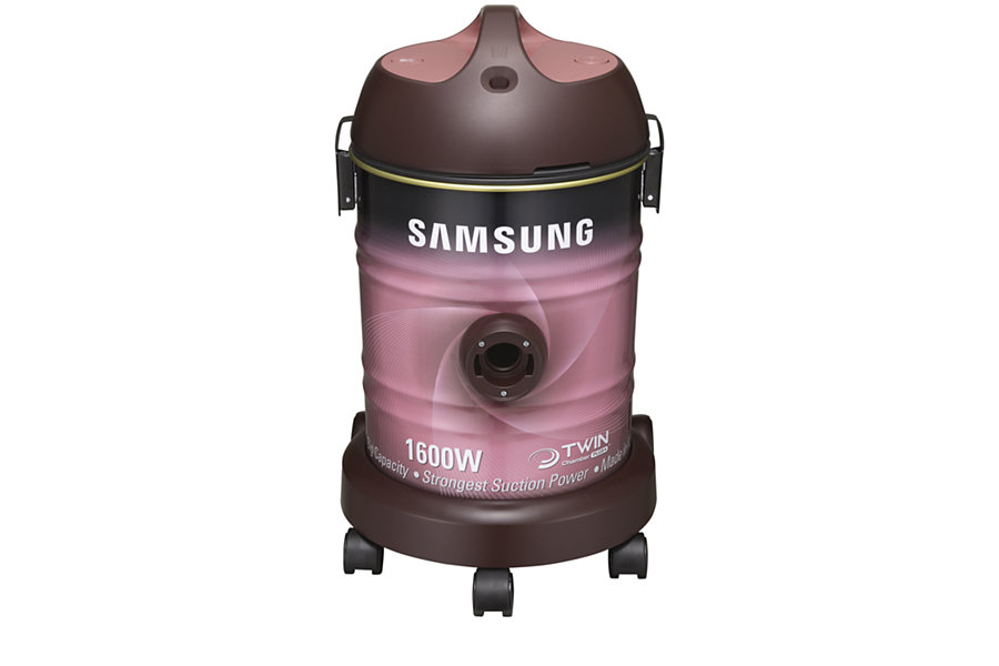 SW7530 المكنسة المصممة للأماكن الرطبة والجافة 1600 وات بتقنية ™Twin Chamber System بلون عنابي خمري