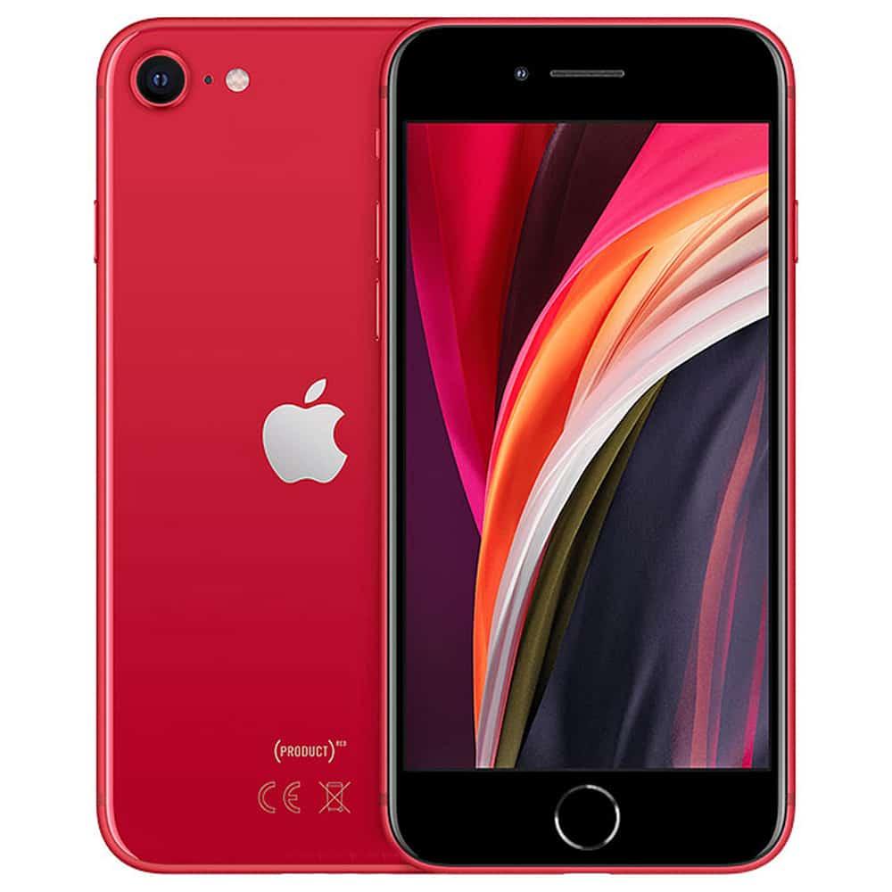 ابل ايفون 8 سعة 64 جيجا, الجيل الرابع ال تي اي, احمر