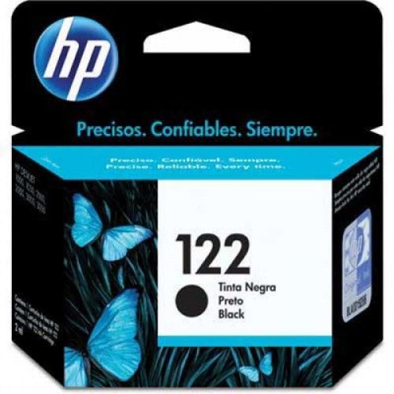 خرطوشة حبر اتش بي اصلية HP 122 Black Original Ink Cartridge CH561HE لون اسود