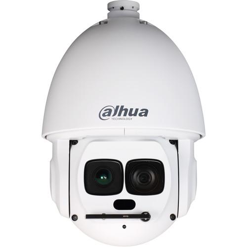 كاميرا مراقبة داهوا  PTZ خارجية متحركة IP دقة 2 ميغابيكسل - زووم 30x - رؤية ليلية 500 متر ــ Dahua-SD6AL230F-HNI