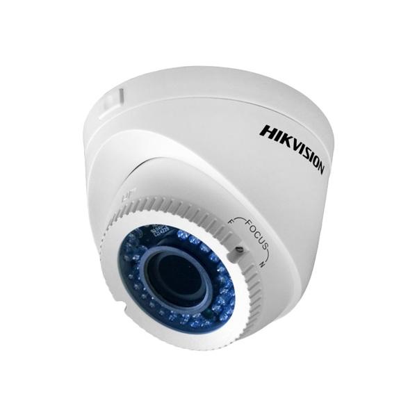 كاميرا مراقبة هيكفيجن داخلية - 720HD -دقة 1.3 ميجا رؤية ليلية 40 متر عدسة متغيرة البؤرة - DS-2CE56C2T-VFIR3