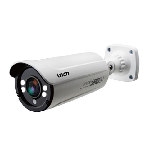 كاميرا مراقبة خارجية UXD Bullet بدقة 2.4 ميغا رؤية ليلية 40 متر / 1080 FHD ــ UYB-AV2428-40DS4
