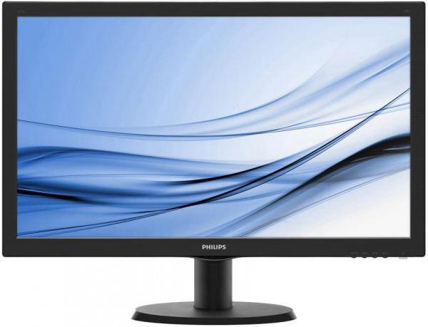 شاشة  كمبيوتر فيليبس 246V5LHAB - مقاس 24 انش
