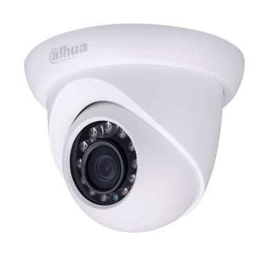 كاميرا مراقبة داخلية من داهوا اي بي دقة 3 ميجا رؤية ليلية 30 متر ـ Dahua IPC-HDW1320S NETWORK