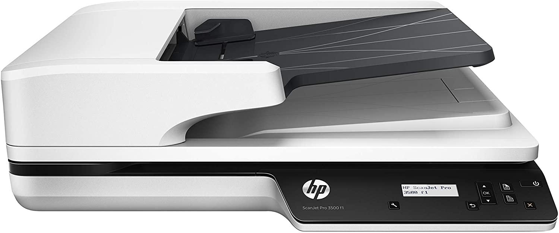 الماسحة الضوئية المسطحة من اتش بي - HP 3500 L2741A