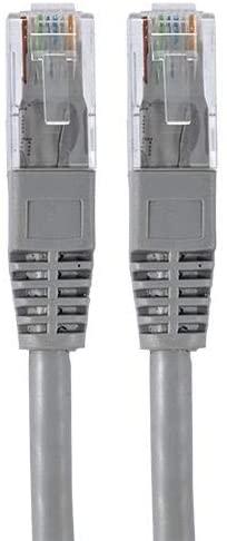 سلك كبل الشبكة كومو كات6 رمادي - 1متر STA-LC0601-GY-01M
