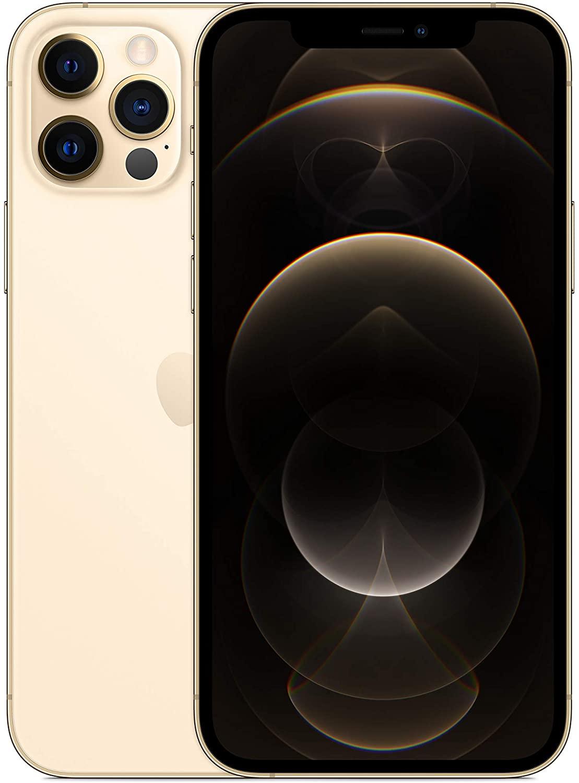 ابل ايفون 12 برو - 128 جيجا، رام 6 جيجا، الجيل الخامس 5G ، لون ذهبي