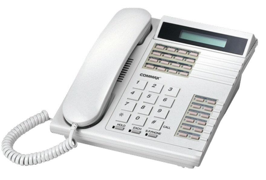 كوماكس تليفون حارس CDS-2AG
