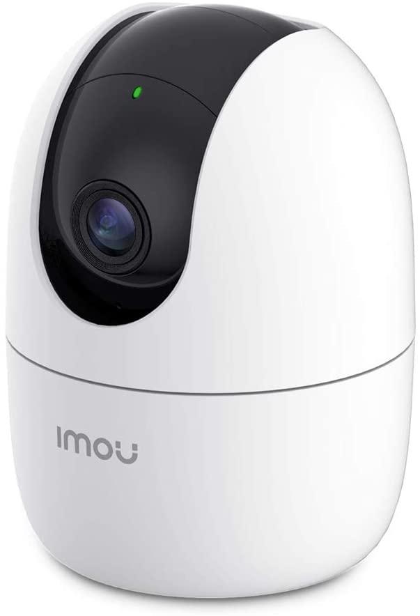 كاميرا مرقبة واي فاي 1080 من IMOU A22EN ، خاصية كشف الحركة، تتبع ذكي، اكتشاف الصوت الذكي، رؤية ليلية