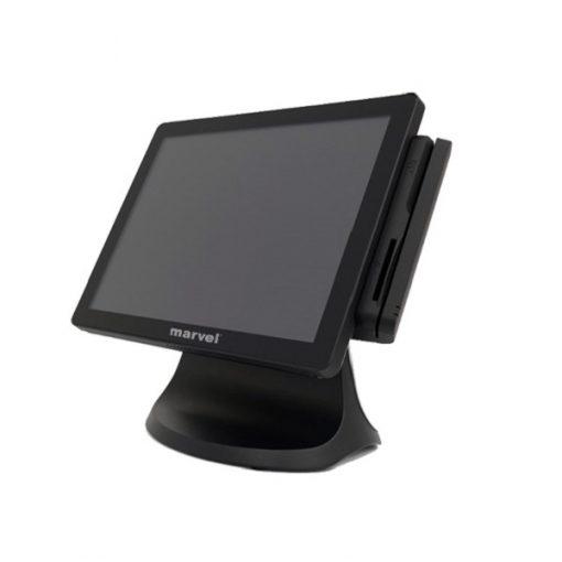 جهاز كاشير نقاط بيع من Marvel معالج سيليرون رام 4 جيجا هارديسك 128 جيجا SSD موديل MV-Sharpone-QJ بدون البرنامج