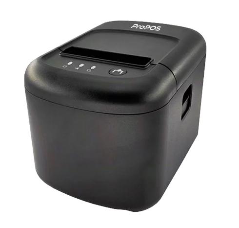 طابعة فواتير حرارية لاجهزة الكاشير من PROPOS موديل PP200SUE بمنفذ شبكة + يو اس بي
