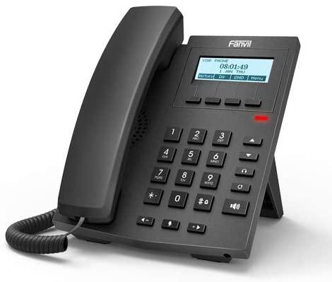 هاتف فانفيل Fanvil X3SP IP عرض شاشة